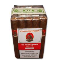 Conquistador Petit Corona Cigar - Bundle of 25